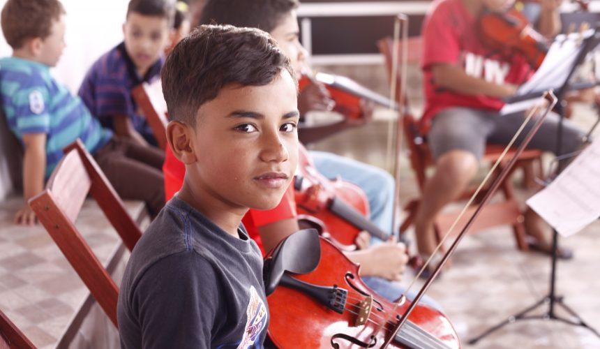 Redenção – Música na Escola
